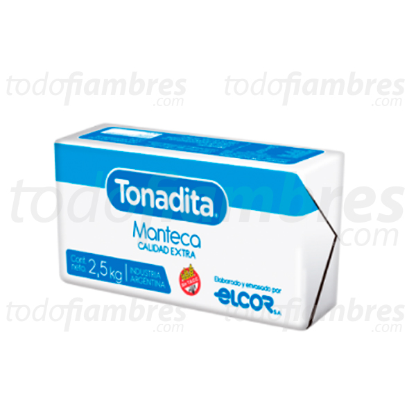 manteca tonadita
